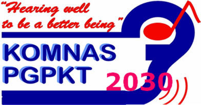 KOMNAS PGPKT 2030 - Hearing well to be a better being